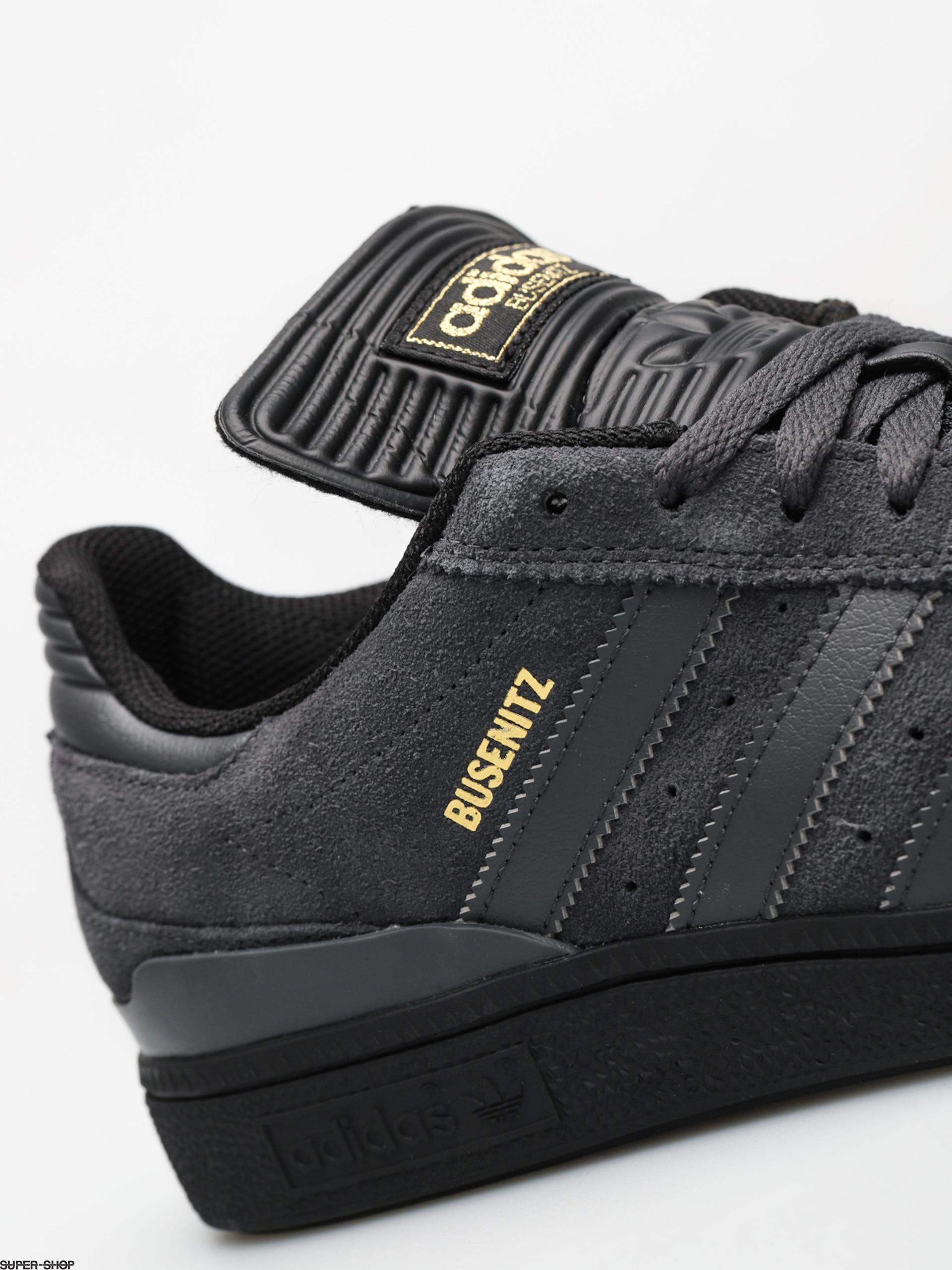 fc4b1b64d20 adidas Shoes Busenitz (dgh solid grey core black gold foil)
