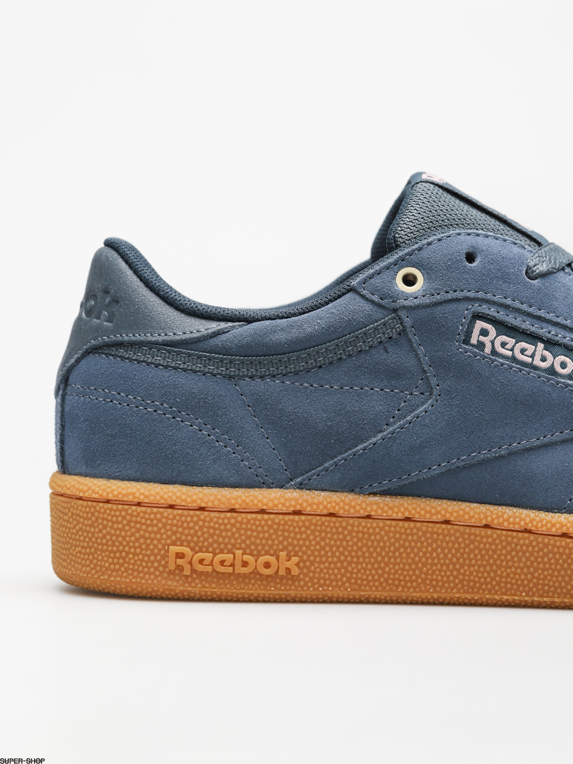 7235114287c Reebok Shoes Club C 85 Mu (mc deep sea frozen strawberry gum)