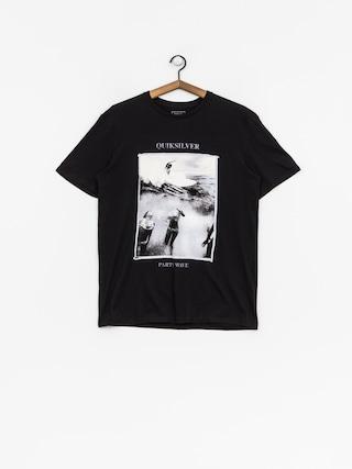 Quiksilver T-shirt Wave Party (black)