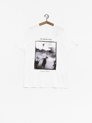 Quiksilver T-shirt Wave Party (white)