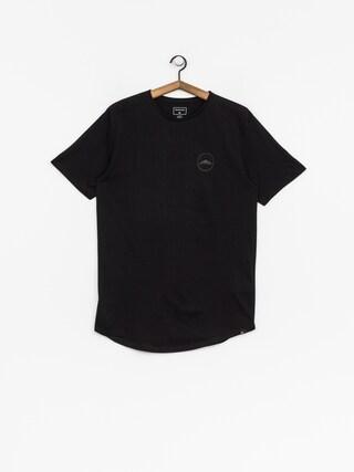Quiksilver T-shirt Quik And Co (black)