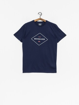 Quiksilver T-Shirt Fluid Flow (medieval blue)