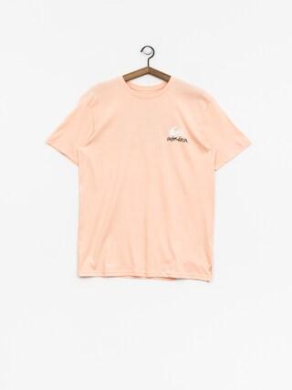 Quiksilver T-shirt Good Badss (peach parfait)