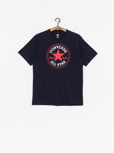 Converse T-shirt Chuck Patch (obsidian)