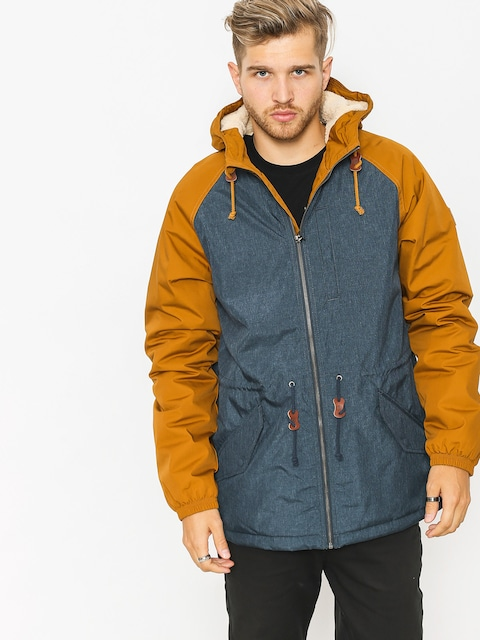 Element Jacket Stark Heather Raglan (eclipse nav hea)