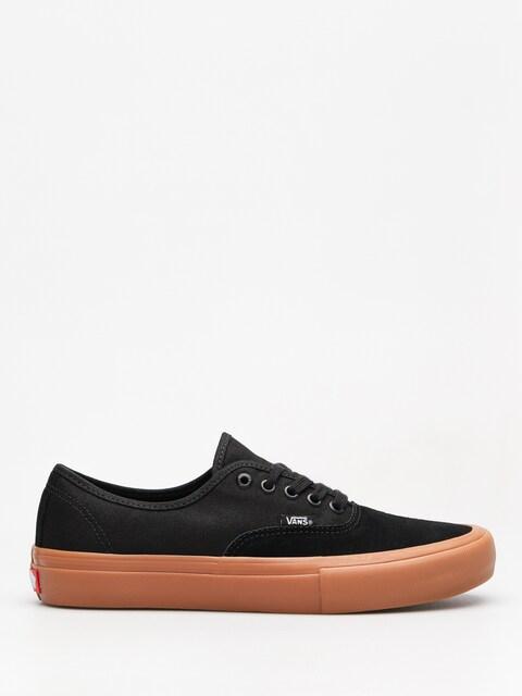 Vans Schuhe Authentic Pro (black/classic gum)