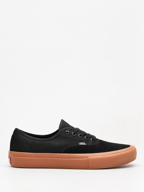 Vans Shoes Authentic Pro (black/classic gum)
