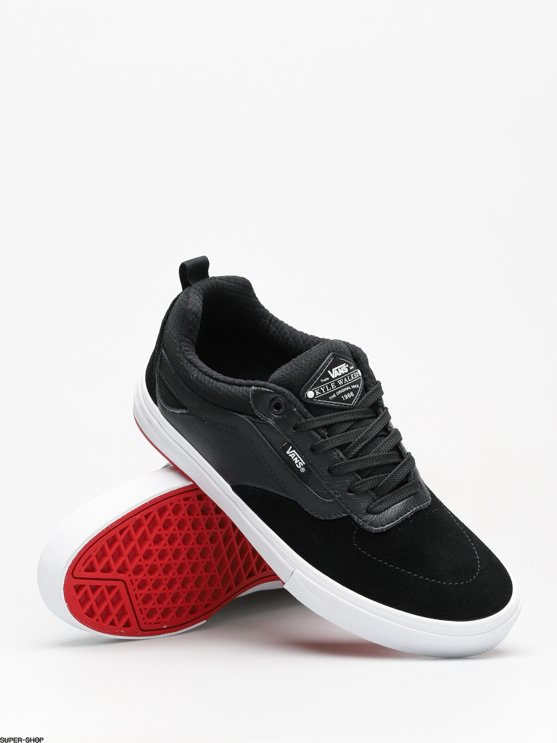 Vans Shoes Kyle Walker Pro (black/red)