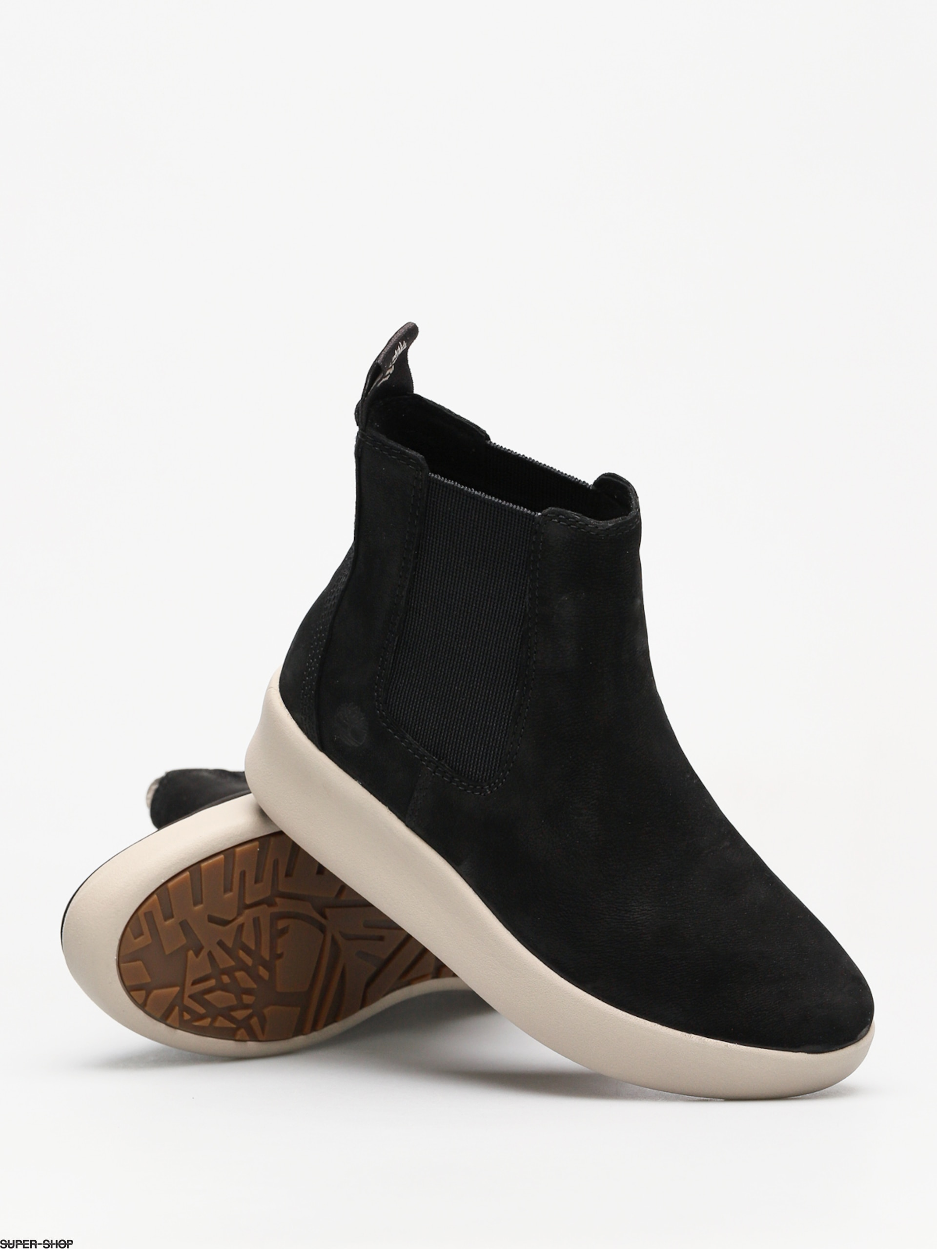 official photos 22ab3 eb94b Timberland Winter shoes Berlin Park Chelsea Wmn (jet black)