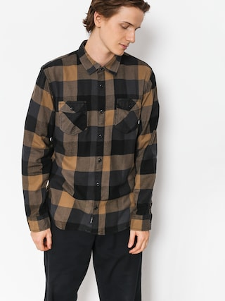 Vans Shirt Box Flannel (dirt/black)