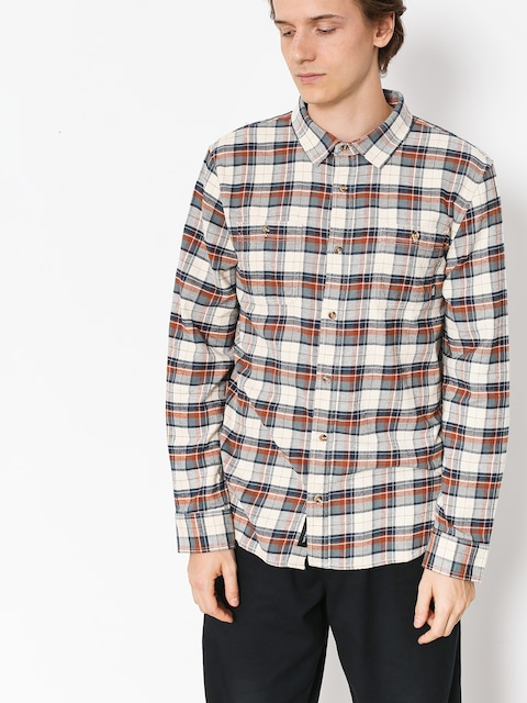 Vans Shirt Banfield III (natural/sequoia)