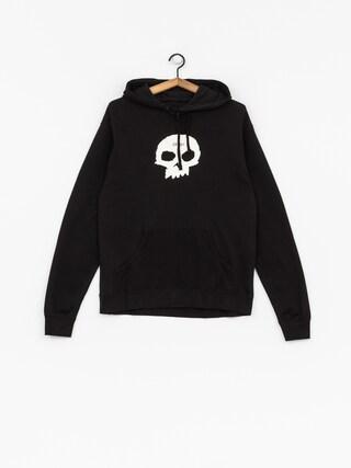 Zero Hoody Single Skull HD (black)