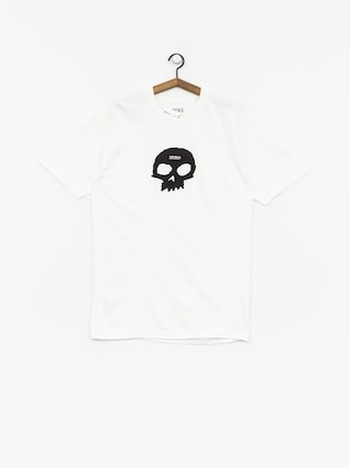 Zero T-Shirt Single Skull (white)