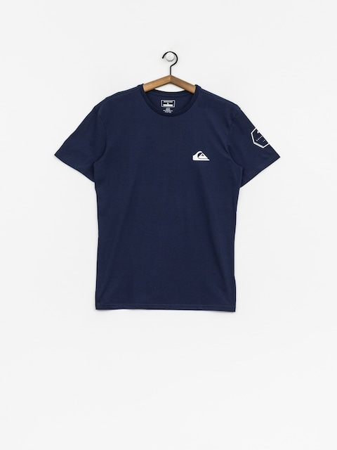 Quiksilver T-Shirt Solid Left
