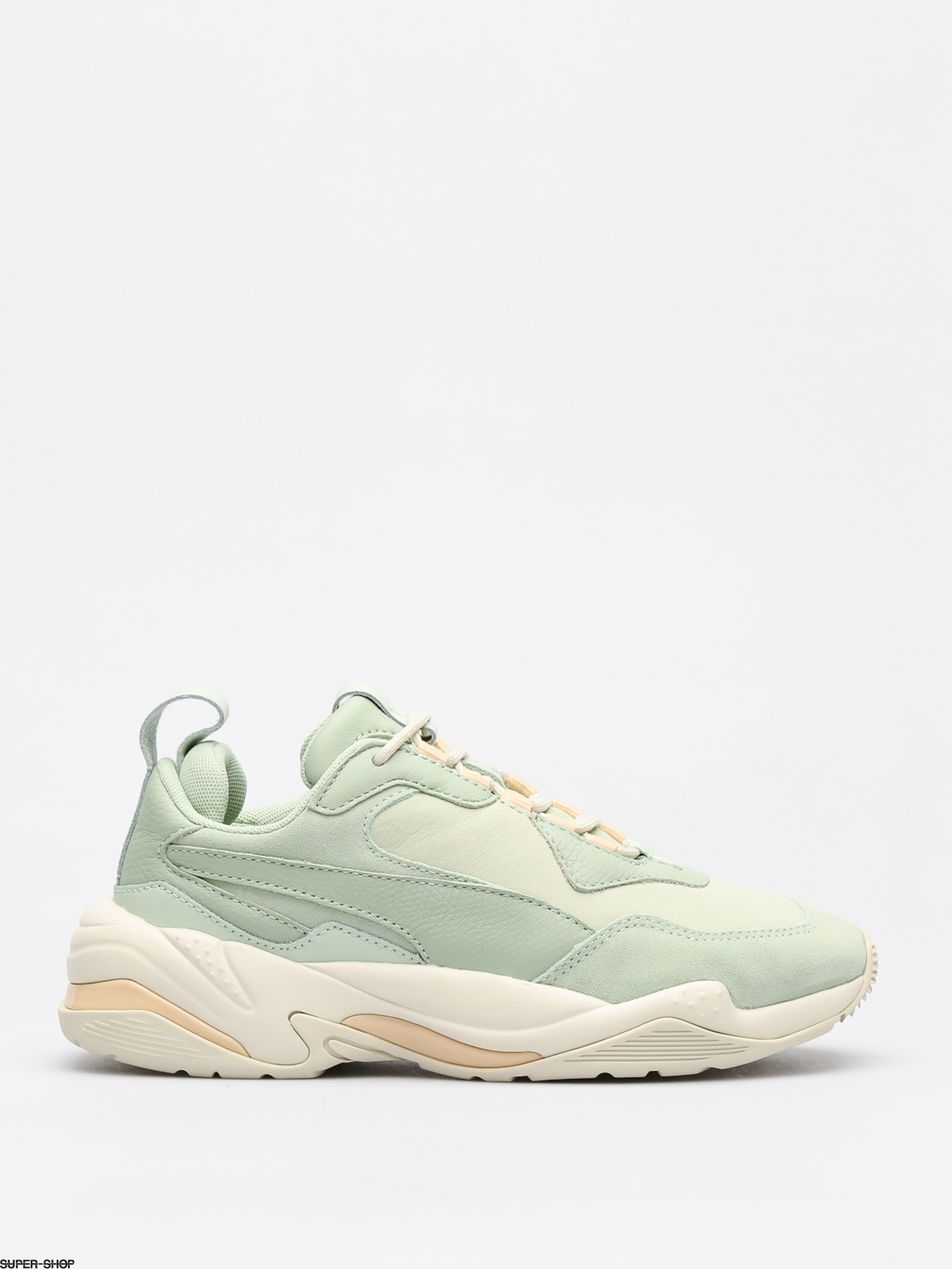 ecd7804ae9a Puma Shoes Thunder Desert Wmn (smoke green silver g)