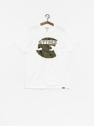 Etnies T-Shirt Cream (white)