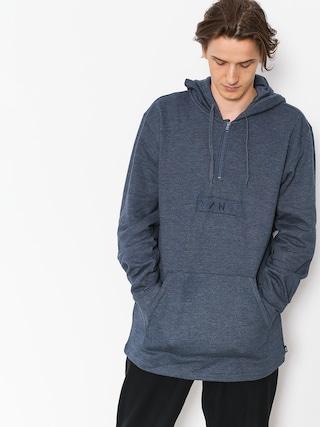 Vans Sweatshirt Easy Box Qtr Zip (dress blues heather)