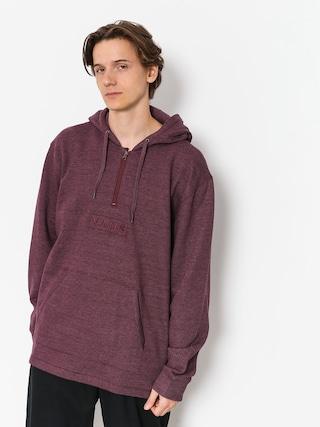 Vans Sweatshirt Easy Box Qtr Zip (port royale heather)