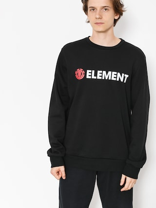 Element Sweatshirt Blazin Crew (flint black)