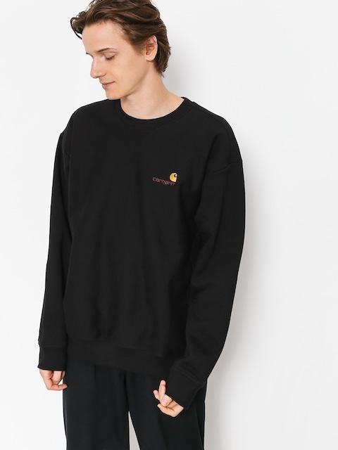 Carhartt WIP Sweatshirt American Script (black)