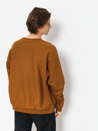 Carhartt WIP Sweatshirt American Script (brown)