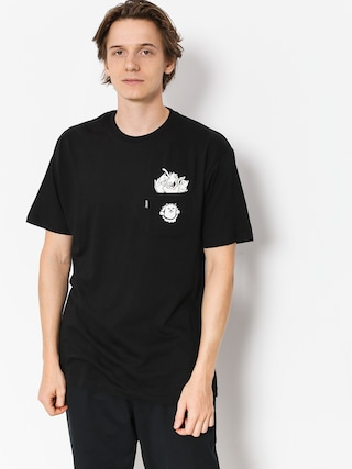 RipNDip T-Shirt Nermamanic (black)