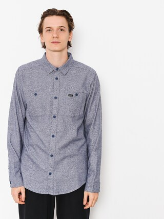 RVCA Shirt Twisted Ls (shady blue)