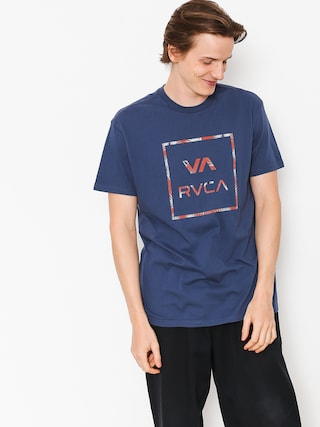 RVCA T-shirt Va All The Way (seattle blue)
