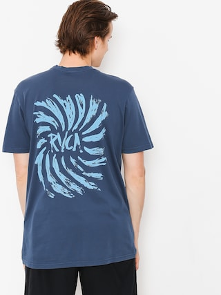RVCA T-Shirt Spinner (seattle blue)