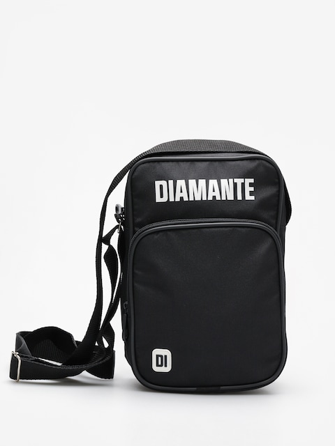 Diamante Wear Bag White Logo (black)