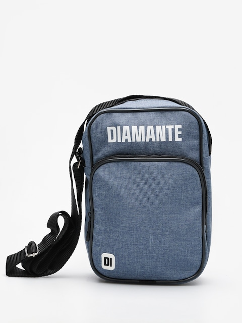 Diamante Wear Bag White Logo (blue jeans)