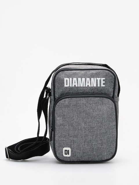 Diamante Wear Bag White Logo (grey)