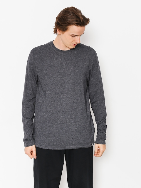 Element Longsleeve Basic Crew (charcoal heather)