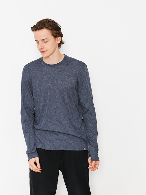 Element Longsleeve Basic Crew (indigo heather)