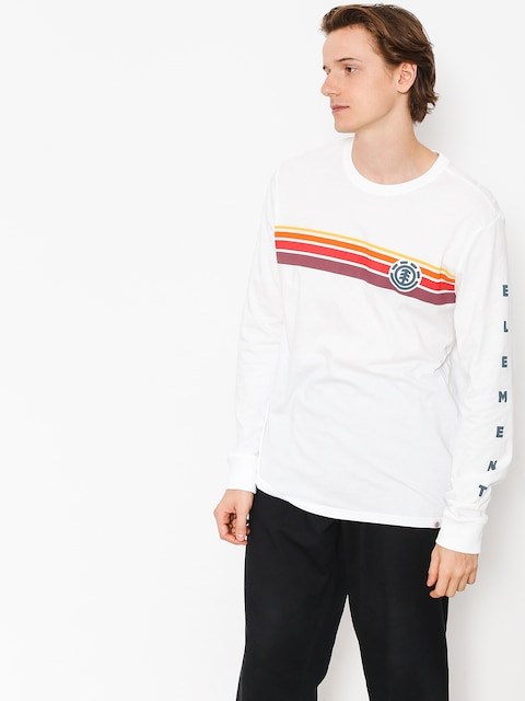 Element Longsleeve Dawn (optic white)