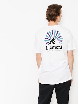Element T-shirt Rising (optic white)