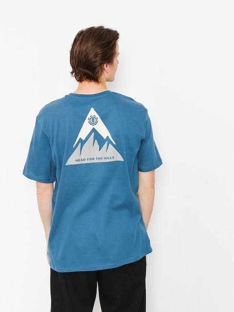 Element T-shirt Delta (blue steel)