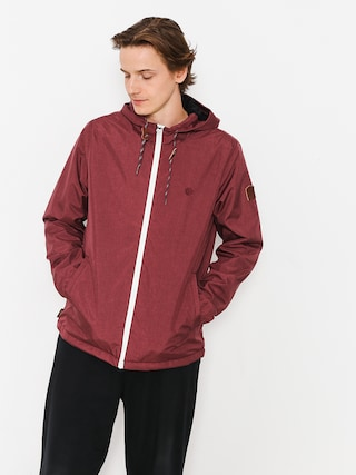 Element Jacket Alder (oxblood heather)