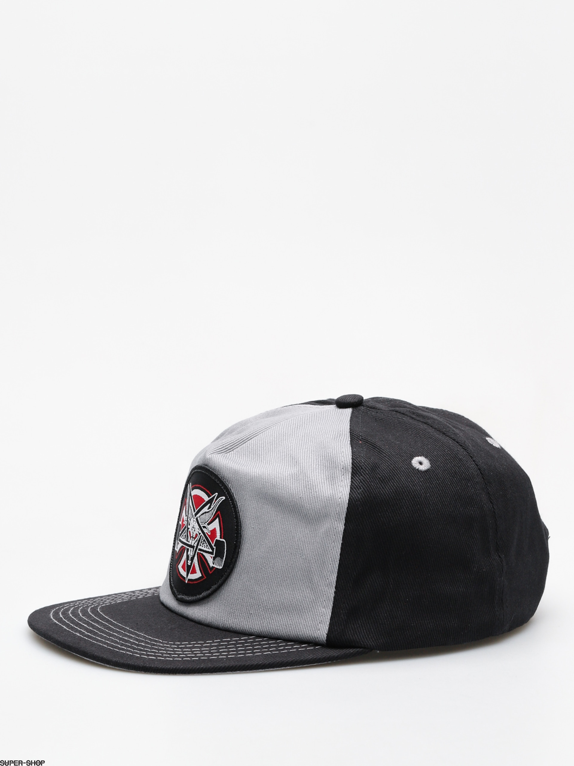 972360-w1920-independent-x-thrasher-cap-pentagram-cross-adj-snapback -zd-grey-black.jpg a38ba3a9460c