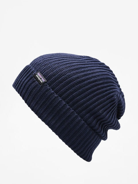 Patagonia Beanie Fishermans Rolled Beanie (navy blue)
