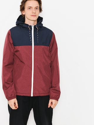 Element Jacket Alder 2 Tones (oxblood heather)