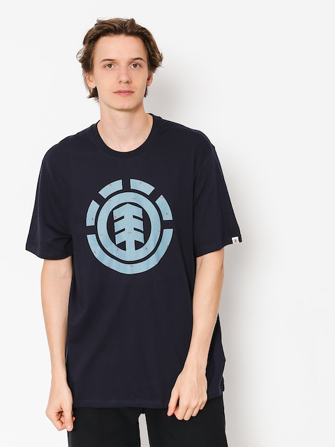 Element T-shirt Explorer Logo (eclipse navy)