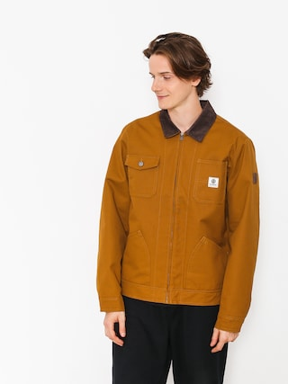 Element Jacket Bronson (gold brown)