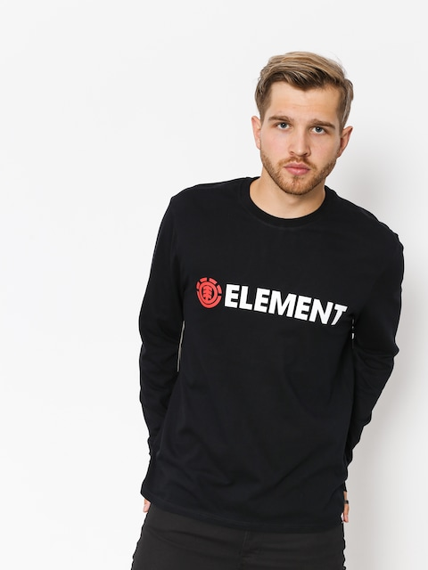 Element Longsleeve Blazin (flint black)