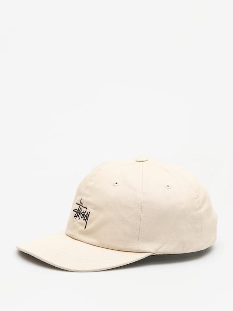 Stussy Cap Stock Low Pro Cap ZD Wmn (khaki)