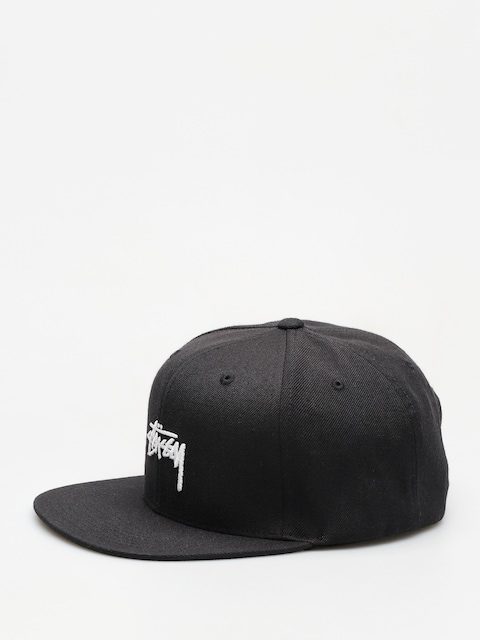 Stussy Cap Stock Fa18 Cap ZD (black)