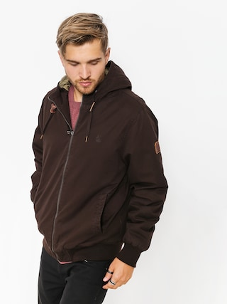 Element Jacket Dulcey Wash (chocolate torte)
