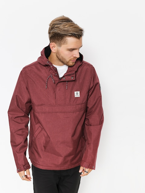 Element Jacket Barrow (oxblood heather)