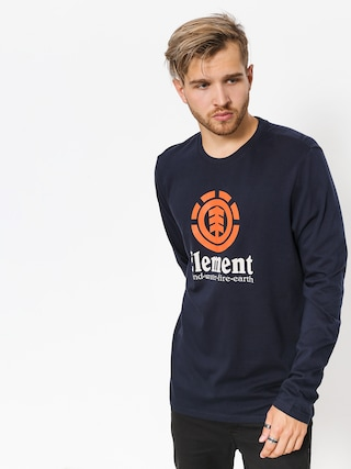 Element Longsleeve Vertical (eclipse navy)
