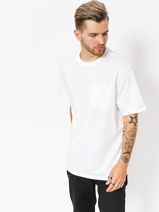 Element T-shirt Basic Pocket Cr (optic white)